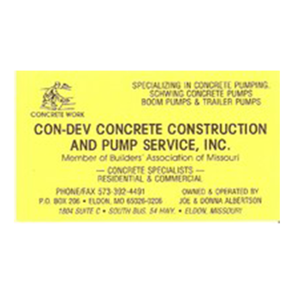 Con-dev construction