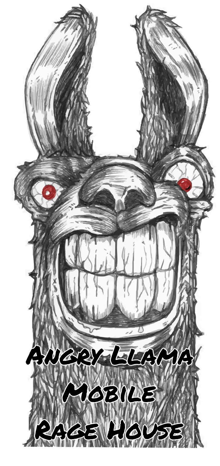 Angry Llama Mobile Rage House